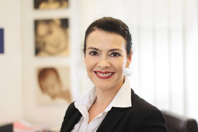 Steffanie Hildebrandt Weitkamp med Steuerberatungsgesellschaft mbH